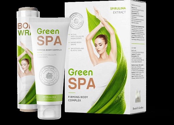 green spa precio