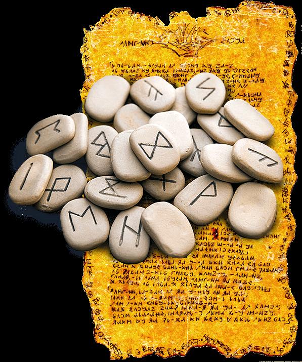fehu amulet przyciąganie szczęścia i sukcesu