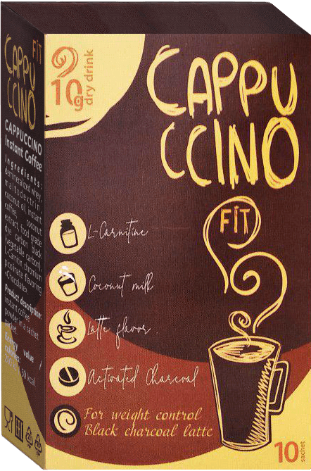 cappuccino fit benefits