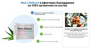 Men`s Defence резултат