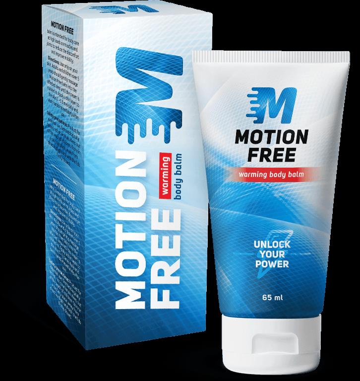 Motion Free សម្រាប់ខ្នង និងសន្លាក់