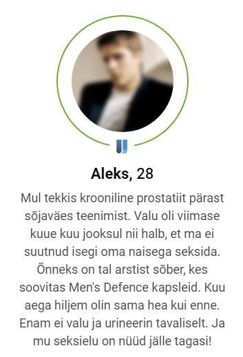 Men's defence foorum