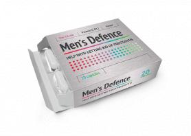 Men's defence lietošana