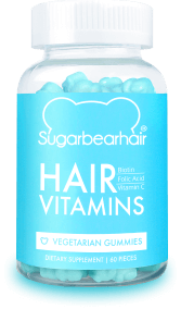 Sugarbears vitaminas para el pelo
