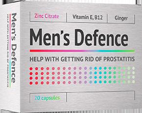 kāda ir Men's defence