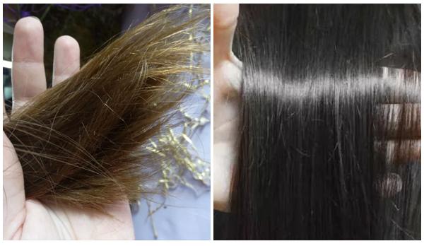 Silk Hair Spraycomment utiliser