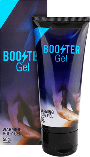 uso de Booster Gel