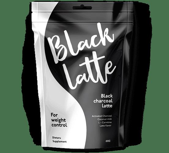 jual black latte