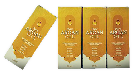 Pure Argan Oil cijena