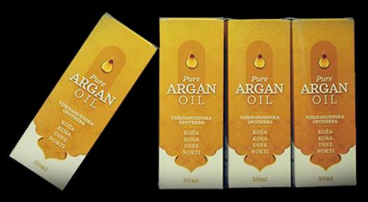 Pure Argan Oil sastav