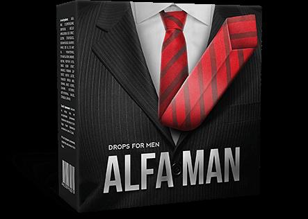 alfa man нархи