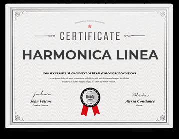 Harmonica Linea как се приема