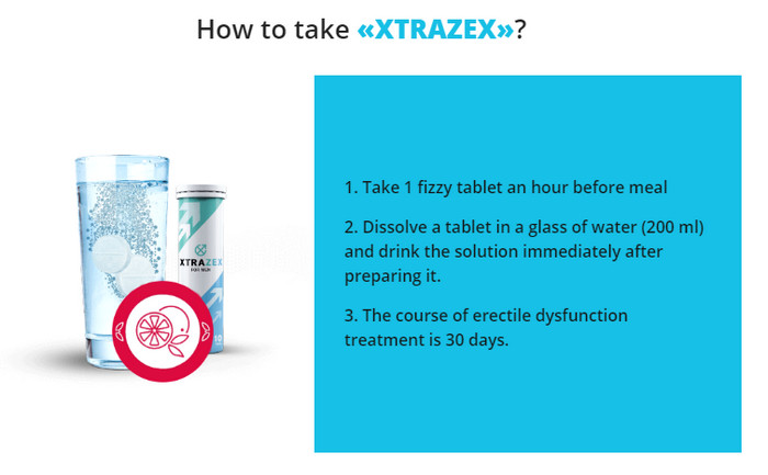 Xtrazex UK price reviews how to use – a natural source of testosterone
