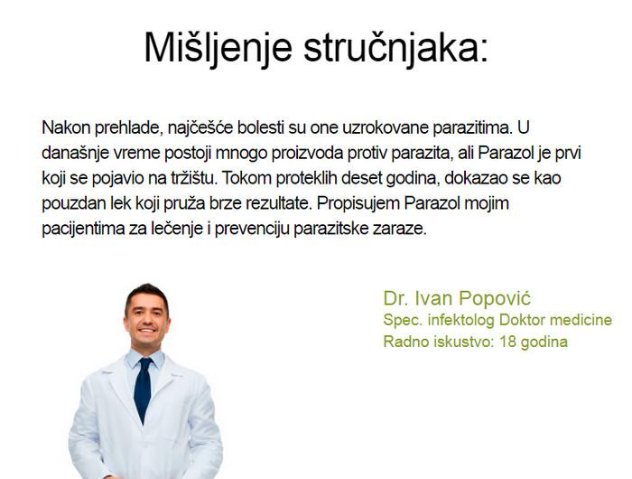 marita parazita)