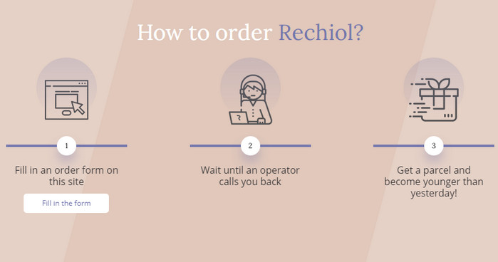 Rechiol Ghana, price, how to use, comments - youth..
