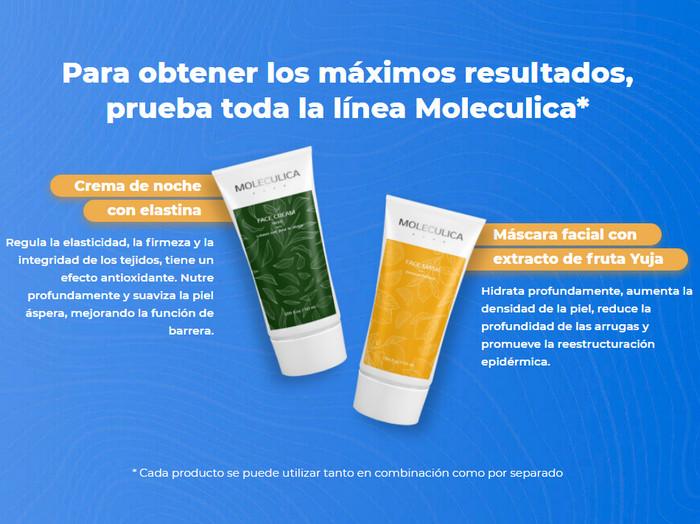 Moleculica España, precio, instrucciones de uso, opiniones..
